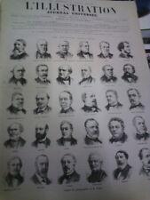 L'illustration n°1713 25 dé 1875 prince de galles aux indes naufrage deutschland