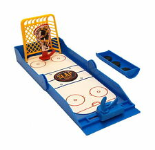 Pocket Travel Sport Board Game Mini DESKTOP HOCKEY Office Play Shoting Fun