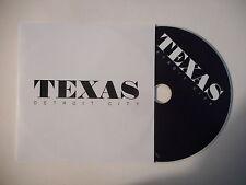 TEXAS : DETROIT CITY [ CD SINGLE PORT GRATUIT ]