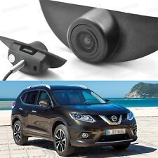Car Front View Logo Embedded Camera CCD Wide Degree for Nissan X-Trail 2014-2017
