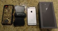 Apple iPhone 6 16GB Space Gray Verizon A1549 Near Mint Cell Case Camo OtterBox