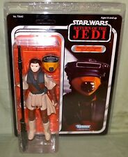 "PRINCESS LEIA BOUSHH Jumbo Star Wars Gentle Giant Retro Vintage Card 12"" Line"
