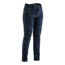 RST REINFORCED STRAIGHT LEG MOTORCYCLE CE LADIES TEXTILE JEAN SIZE 12