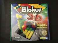 Blokus 3D Educational Insights Board Game EL-2969 NEW Sealed