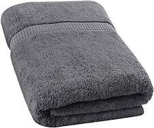 Premium Soft Extra Large Towel 89 x 178cm Luxury Bath Home Bathroom Grey Cotton