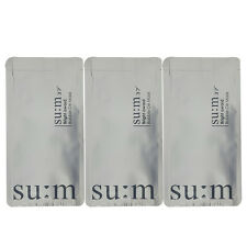 [SU:M37] Bright Award Bubble De Mask White Sample 3pcs - Korea Cosmetics