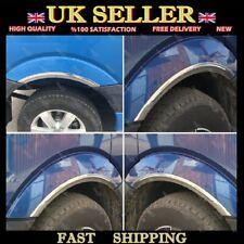 Chrome Wheel Arches Fender Trim 4 pcs S.STEEL Mercedes W906 Sprinter 2006-2018