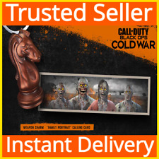 Call of Duty: Black Ops Cold War / Knight Weapon Charm and Family Portrait DLC