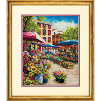 Dimensions Gold: Counted Cross Stitch Kit: Provence Market