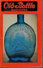 Old Bottle Magazine October 1982 Vol 15 No 10 USA 0559F