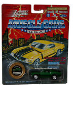 1995 Johnny Lightning MUSCLE CARS U.S.A Series 8 1970 Ford Mustang Boss 302