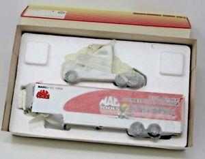 GATORNATIONALS  Mac Tools NHRA Hauler Transporter 1:64 Limited Ed Rare New