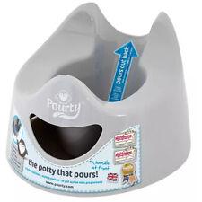 POURTY POTTY GREY