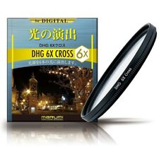Marumi 40.5mm DHG 6x Star Cross Filter DHG405STAR6, London