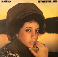 JANIS IAN ‎- Between The Lines (LP) (VG/G-VG)