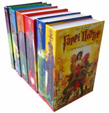 Books in Ukrainian - J. K. Rowling - Harry Potter Complete Series - 7 books SET