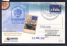 59085) Ireland Ryanair FF Karlsruhe-Cagliari 30.3.2009, GA Argentina R!