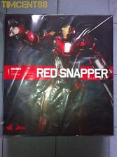 In Stock! Hot Toys 1/6 Iron man 3 Mark XXXV 35 Power Pose PPS 002 Red Snapper