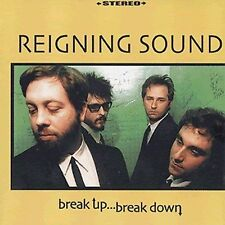 Break Up Break Down by The Reigning Sound (CD, May-2001, Sympathy for the...