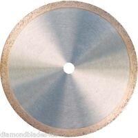 Glass Cutting Wet Diamond Continuous Rim Saw Blades   Diamondblades4us