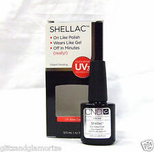 CND Creative Nail Shellac Gel Polish Base Coat .42oz