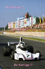 Carlos Reutemann Martini Brabham BT44B alemán Grand Prix 1975 fotografía 1