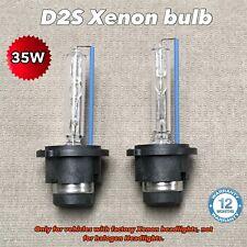 D2S 8000K 35W XENON HID BULBS 06-07 FOR INFINITI G35 V35 SKYLINE  SEDAN COUPE