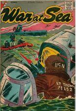 War at Sea #28   Charlton Comics 1958