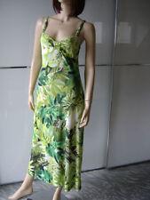 Geblümte Damenkleider für die Freizeit in Größe 40