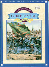 The Battle of Fredericksburg by William Marvel-National Park Civil War Series