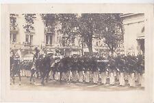 Foto Parade Kaiser Wilhelm II. Wiesbaden Mai 1914 MIlitär