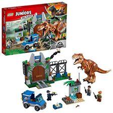 Giocattolo LEGO Junior Jurassic 2018 10758