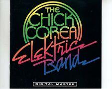 CD CHICK COREA ELEKTRIC BANDs/tVG++  (A3612)