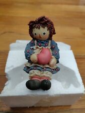 """New Raggedy Ann & Andy """"Have A Heart"""" 642088"""