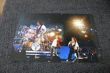 Queen Paul Rodgers SIGNED AUTOGRAFO SU 20x30 cm foto inperson look