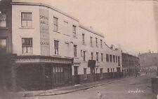 London Real Photo. Speke Hall, Battersea. Wandsworth. Pentecostal League. c 1909
