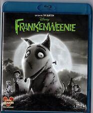 Séance de nuit FRANKENWEENIE (2012 Tim Burton - MARTIN LANDAU Winona RIDER)