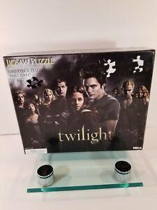 "The Twilight Saga  ""Full Cast"" 1000 Piece Jigsaw Puzzle By NECA"