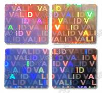 2sheets//208pcs Warranty Void If Damaged Protection Security Label Sticker Pip