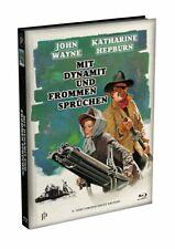 ROOSTER COGBURN - Mediabook wattiert Cover A [Blu-ray] Limited 149 *NEU*