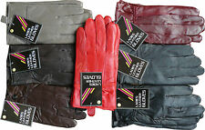 Unbranded Women's Leather Evening Gloves & Mittens