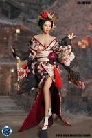 SUPER DUCK SET052 1/6 Geisha Head Suit SET052 12'' Phicen  Figure Model S12D