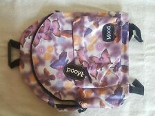 Girls Butterfly Backpack school bag