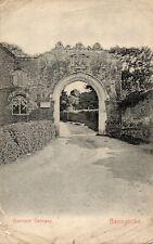 Garrison Gateway - BASINGSTOKE - Hampshire - 1905 - Original Postcard (204)