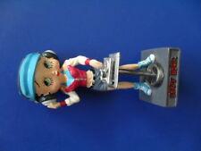 figurine collection résine betty boop disc jockey 14 cm héros cartoons