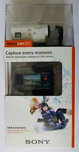Sony HDR-AZ1VR/WTG Action Cam Mini with Live View Remote Watch