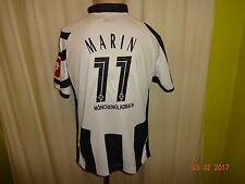 """Borussia Mönchengladbach Lotto Heim Trikot 2006/07 """"KYOCERA"""" + Nr.11 Marin Gr.M"""