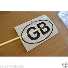 CARLIGHT 'COC' - (FLAT VINYL) - GB Caravan Sticker Decal Graphic - SINGLE