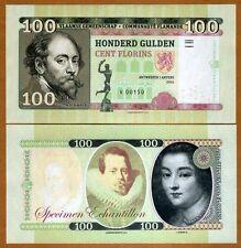 Flanders (Belgium), 100 Gulden, 2015, Private Issue, UNC > Rubens