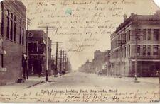 PARK AVENUE ANACONDA, MT 1912
